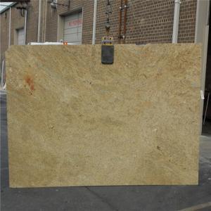 Cheap Unique Gold Lazy Granite Kitchen Countertop Surface Polished Design for sale