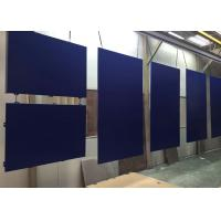 Cheap Enameled Aluminum Cladding Panels For Outdoor / Indoor Decoration for sale