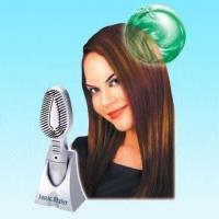 Cheap Ionic Hair Brush, Ideal for Hair Styling, Operated by 2 x AA Battery for sale