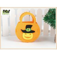 Buy cheap Halloween Bag / Decoration Props / Non-woven Children's Candy Bag / Pumpkin Bag from wholesalers