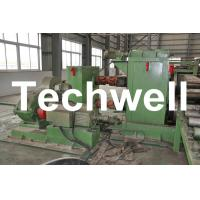 Cheap Horizontal Steel Cut To Length Machine Line To Cut Carbon Steel / Stainless Steel Coils for sale