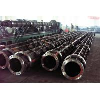 Cheap 600mm Prestressed Concrete Spun Pile Red With GB-13476-1999 for sale