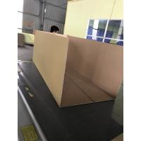 Buy cheap Bathtub Flute Corrugated Sample Cutter Packaging paper carton sample Maker from wholesalers