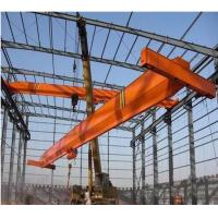 Cheap 10ton, 20ton / 30ton Bridge Crane With Electric Wire Rope Hoist For Warehouse / Storage / Machine mill for sale