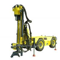 Buy cheap 80KN Feed Force Down The Hole Drill Rig For Mining Excavation Project from wholesalers