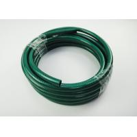 Buy cheap Flexible PVC Fiber Braided Reinforced Garden Water Irrigation Tube Hose from wholesalers