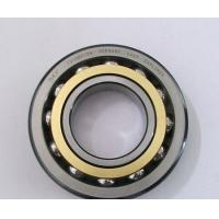 Cheap Single Row Angular Contact Ball Bearing High Thrust Capacity ABEC-1 / ABEC-3 for sale