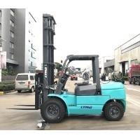 Cheap PSI 4.3 EPA Engine Gasoline Forklift Truck For Port 3000mm Lift Height for sale