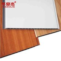 Cheap Home Kitchen Cleaning Versatile PVC Wall Panels / Plastic Wall Covering Panels for sale