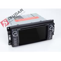 Cheap GPS Navigation Radio Jeep Car Stereo Multimedia Player System With Rear Viewing Function for sale