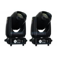 Cheap RGB And CMY Colour Mixing LED Moving Head For Stage , Theater , TV Studios for sale