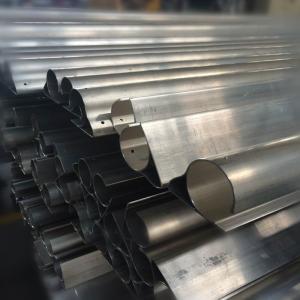 Cheap Aluminium Magnesium Extrusion Profiles cnc precision machining 6063 aluminum extrusion profiles for sale