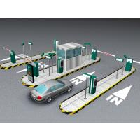 Cheap Proximity Card Automatic Vehicle parking system with RS485 Carparking lots solution for sale
