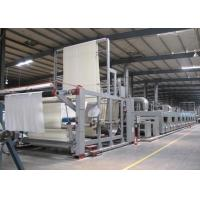 Cheap ISO9001 Film Coating Textile Finishing Machine Blade Type / Fabric Laminating for sale