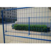 Cheap Low Carbon Steel Wire Temporary Mesh Fencing For Fence Mesh / Construction for sale