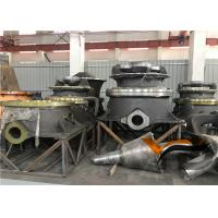 China 160kw Power Hydraulic Cone Stone Crusher AC Motor Overload Protection on sale