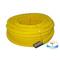 Cheap Twill Weaving Marine Fire Fighting Equipment PVC Air Hose Reel Plug - In Structure for sale