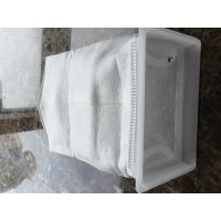 Cheap Micron Filter Bag Square Collar Water Filter Liquid Filter Bag PP PE 200 Micron for sale