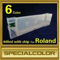 Cheap Roland Compatible Inkjet Print Ink Cartridge 440ML wholesale