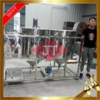 Cheap High efficient palm/soybean/cooking/sunflower/animal oil refinery machine recycle system for sale
