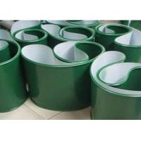 Cheap OEM Industrial Flat PVC Conveyor Belt Replacement 80-300N/mm for sale