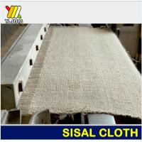 Cheap High density natural sisal cloth for sale