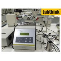 Cheap TQD-G1 Package Testing Equipment Air Permeability Tester For Textiles / Fabrics wholesale