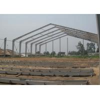 Cheap Pre Engineered Light Steel Structure Workshop Durable With Single Layer Floor wholesale