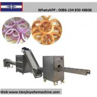 Fried Onion Rings Production Line