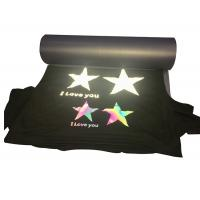 Cheap Cold Peel Reflective T Shirt Vinyl With Superior Anti - Counterfeiting Function for sale