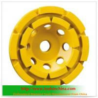 Cheap turbo diamond cup grinding wheel for sale