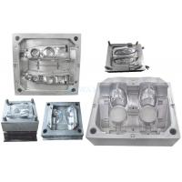 Cheap Customized Headlight Molding Car Tail Lamp Injection Mold Hot Runner for sale