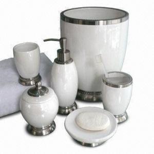 Unique bath accessories sets unique bath accessories for Bathroom sets on sale