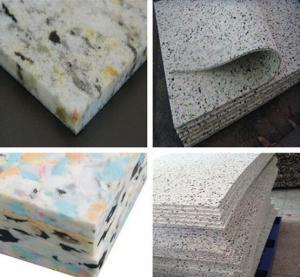 Cheap China Fire-proof cheap rebonded foam mattress for sale