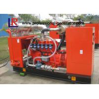Cheap 37.5kVA 30kw Biogas Natural Gas Generators Set with Water Cooling Noise Attenuation and Ventilation for sale