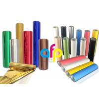 Cheap Hot Stamping Foil for Paper/Leather/Textile/Fabrics/Plastics for sale