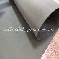 China Custom wear resistant hypalon rubber sheet manufacturer on sale