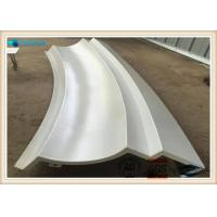 Cheap Corrugated Aluminum Sheet Metal , Lightweight  Aluminum Ceiling Panels for sale