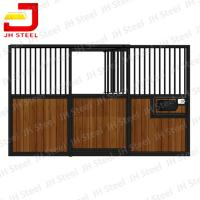 Cheap Build a High Quality Bamboo Woods Customize Design Horse Stable for sale