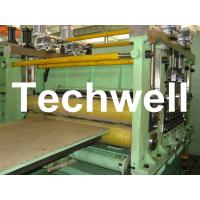 Cheap 2 - 10mm * 2200mm Steel Sheet Cut To Lenght Machine Line With Normal Speed for sale
