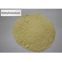 Buy cheap 965-93-5 Methyltrienolone Natural Women Anabolic Steroids Muscle Mass Metribolone​ yellow powder from wholesalers