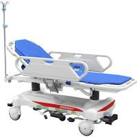 Cheap Medical Emergency Patient Transfer Trolley Folding Stretcher SAE - TC - 03 Model for sale