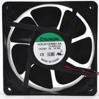China PMD1212PMB1 SUNON Computer Case Fan/PMD2412PMB1 High Speed Ventilation Fan/Exhaust Fan 4.7 Inch on sale