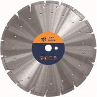 Cheap Super G 12  / 14 Inches  Segmented Diamond Saw Blade    Cooling Holes Available for sale