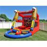 Buy cheap Outdoor Inflatable Baseball Batting Cage Batter Up Inflatable Baseball Target from wholesalers