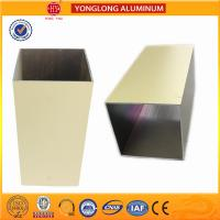 Cheap Colourful Powder Coated Aluminium Extrusions Lenth Or Shape Customized for sale