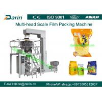Cheap Darin's Vertical Packing Machine LSU-420/520/720 for puffy food, snacks, corn flakes, etc. for sale