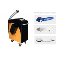 Cheap Environment Friendly 100W Handheld Rust Remover for sale