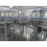 Cheap Stainless Steel 3000 - 14000BPH Beverage Filling Line Juice Filling Packing Machine for sale