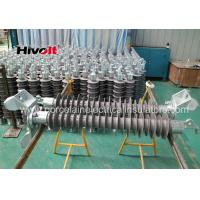 Cheap Energy Efficiency High Tension Insulators For Overhead Transmission Lines wholesale